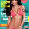 Gaby Espino en la portada de  Cosmopolitan