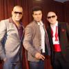 "Pitbull,  El Cata y Jencarlos Canela…""Baila Baila"""