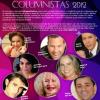 Columna Estilos # 284 (Variedades Espectáculos Entretenimiento y Más)