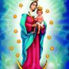 Misa en honor Chinita de Maracaibo y Virgen  Rosario de Colombia