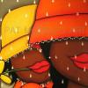"""""""Pintándote"""" una sonrisa con sol y con lluvia !"""