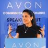 Salma Hayek Pinault En El Día Internacional de la Mujer