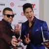 Chino y Nacho ganó su primer premio Billboard