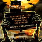 Happy Halloween Horror Night