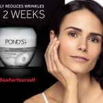 Jordana Brewster es el nuevo rostro de @PONDS y su Crema Contra-Arrugas Rejuveness