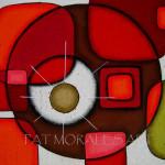 """""""Forma, color y armonía… PAT MORALES ART """"Geométricos"""" de muy buena """"pinta""""!!!"""
