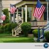 Guía para colocar correctamente la bandera de Estados Unidos @estilosblog
