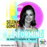Selena Gomez, se subirá al escenario de los American Music Awards
