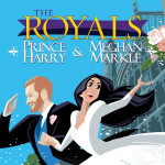 Comic Book Tells Story Of Prince Harry And Meghan Markle
