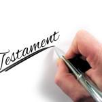 Pasos Para Escribir Un Testamento