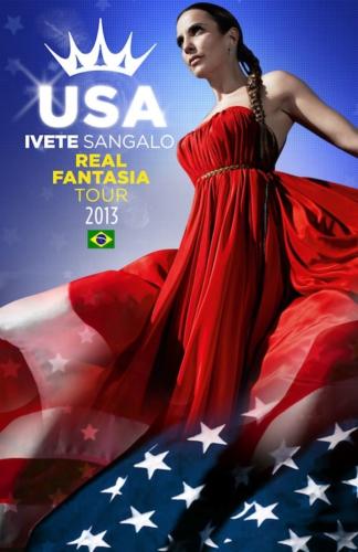 IVETE SANGALO 5-CITY U.S. TOUR