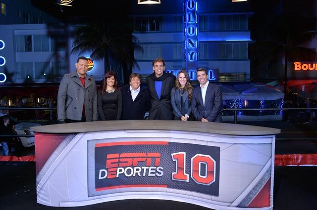 Miguel Cabrera, Adriana Monsalve, Miguel Herrera, David Faitelson, Kate del Castillo, Pavel Pardo - Show - Nacion ESPN