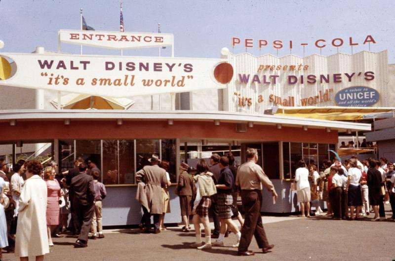 DISNEY PARKS WORLDS FAIR