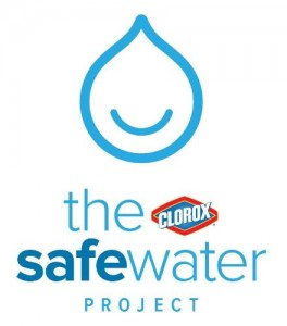 The Clorox Company Safe Water Logo