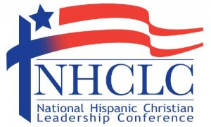 National Hispanic Christian Leadership Conference logo.  (PRNewsFoto/The National Hispanic Christian Leadership Conference)