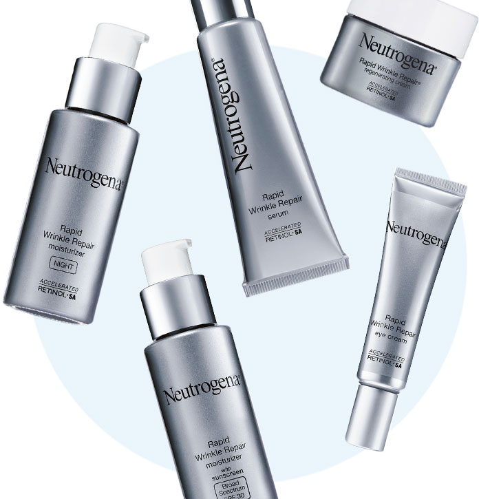 Rapid Wrinkle Repair® @neutrogena #NeverBetter