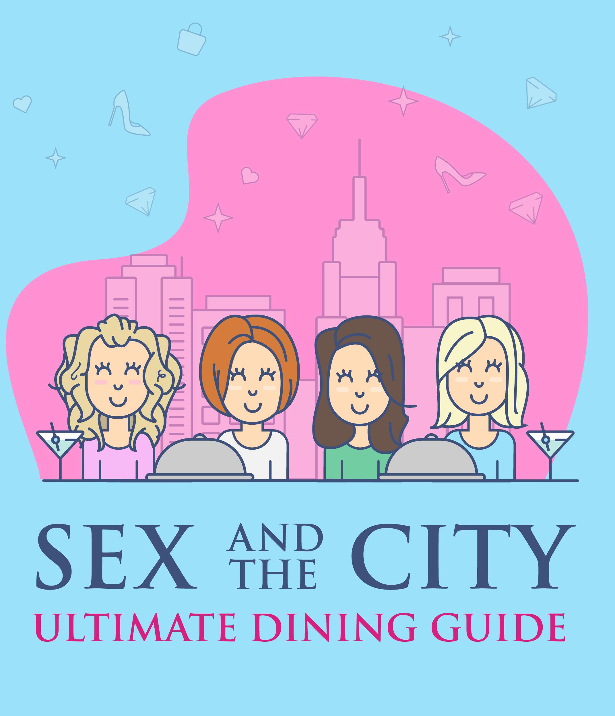 SEX AND THE CITY @EstilosBlog