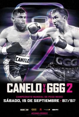 Canelo vs. GGG 2. ESTILOS BLOG
