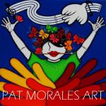 """PAT MORALES ART """"PINTANDO"""" TUS DERECHOS!"""