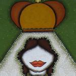 """""""Pintando"""" mi Fé por la Virgen del Valle !"""