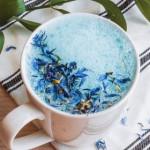 Moon Milk Con Cacao De Lavanda