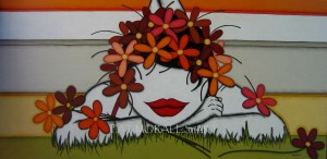 FLOWER FIELDm