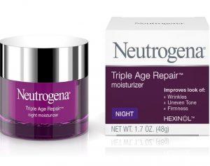 Triple Age Repair Night Moisturizer