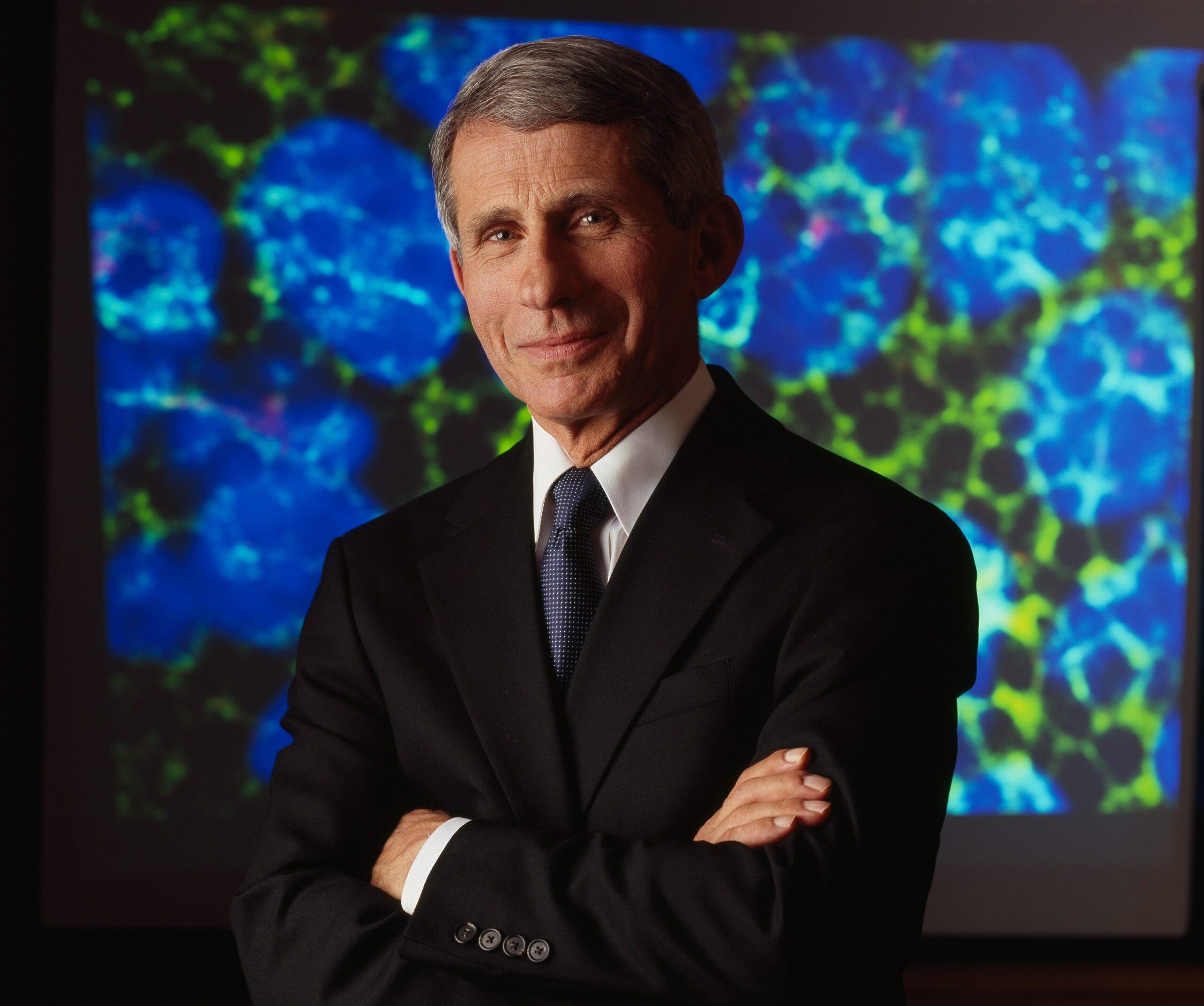 Dr. Anthony Fauci EMEDIA